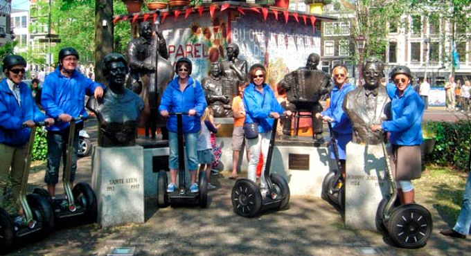 Segway Amsterdam | Discovering Amsterdam by Floating on Your Segway