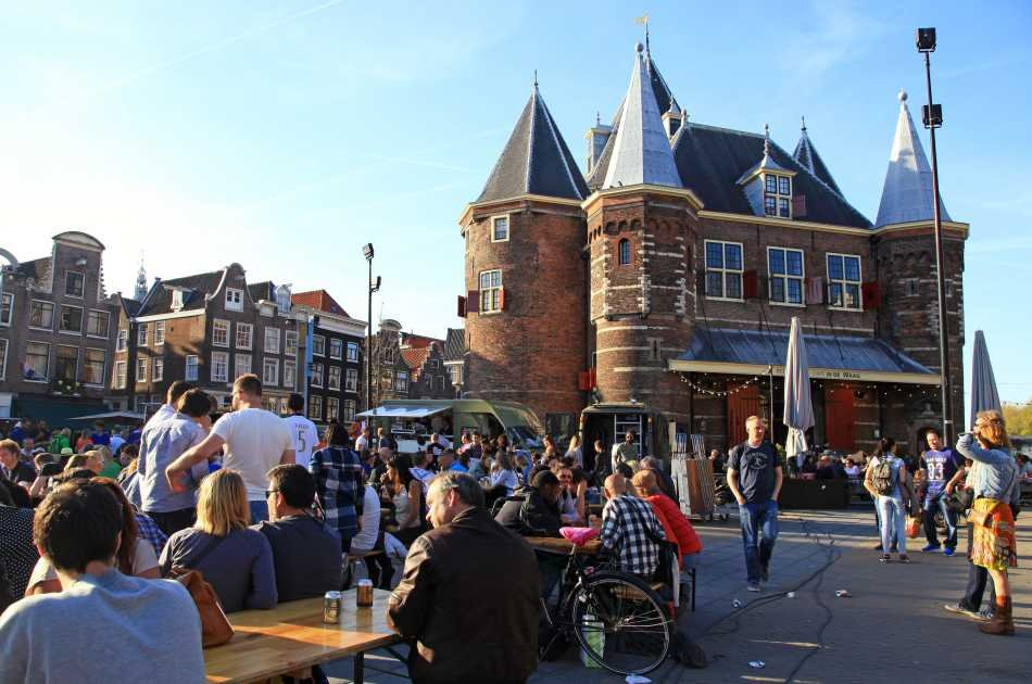 Historical Jewish Cultural Quarter Guided Tour in Amsterdam