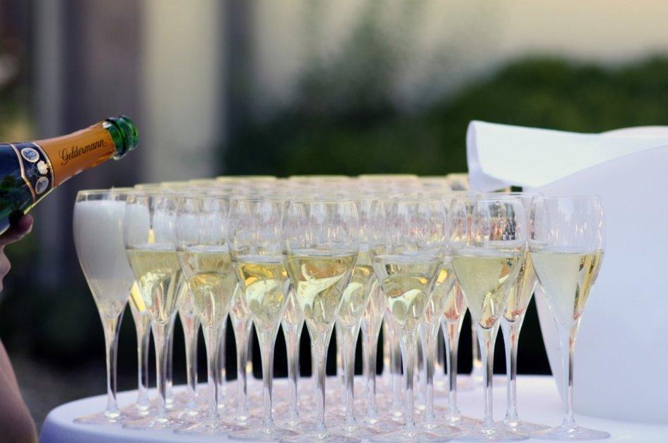 Private Champagne Sampling Amsterdam