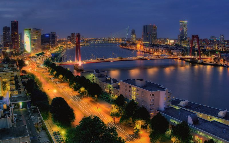 Guided Private Tours in Rotterdam
