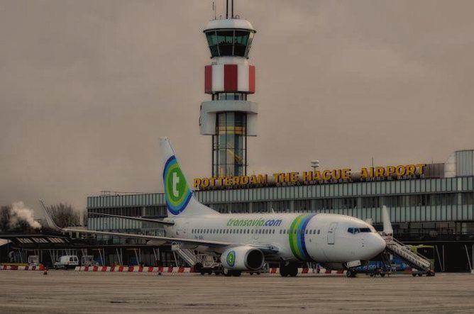 Rotterdam The Hague Airport Organizations Tour