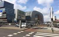Rotterdam City Sightseeing Open-top Bus Tour