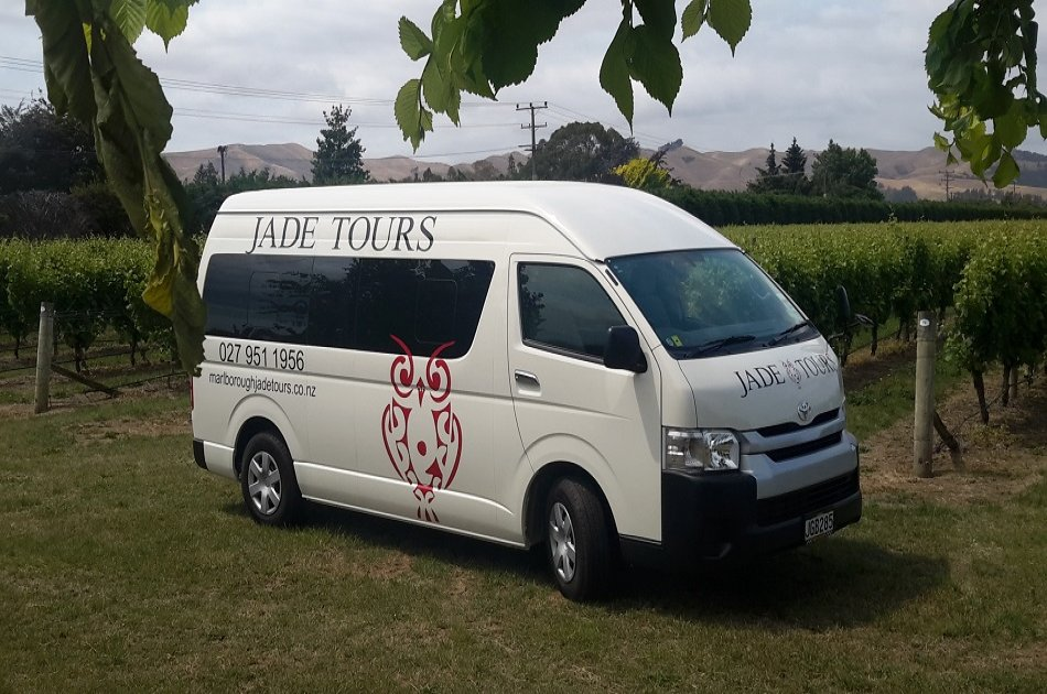 Marlborough Wine and Vineyard Tour
