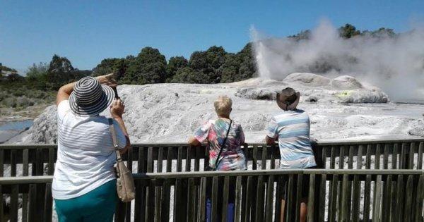 Rotorua - Thermal & Cultural Treat! from Port of Tauranga
