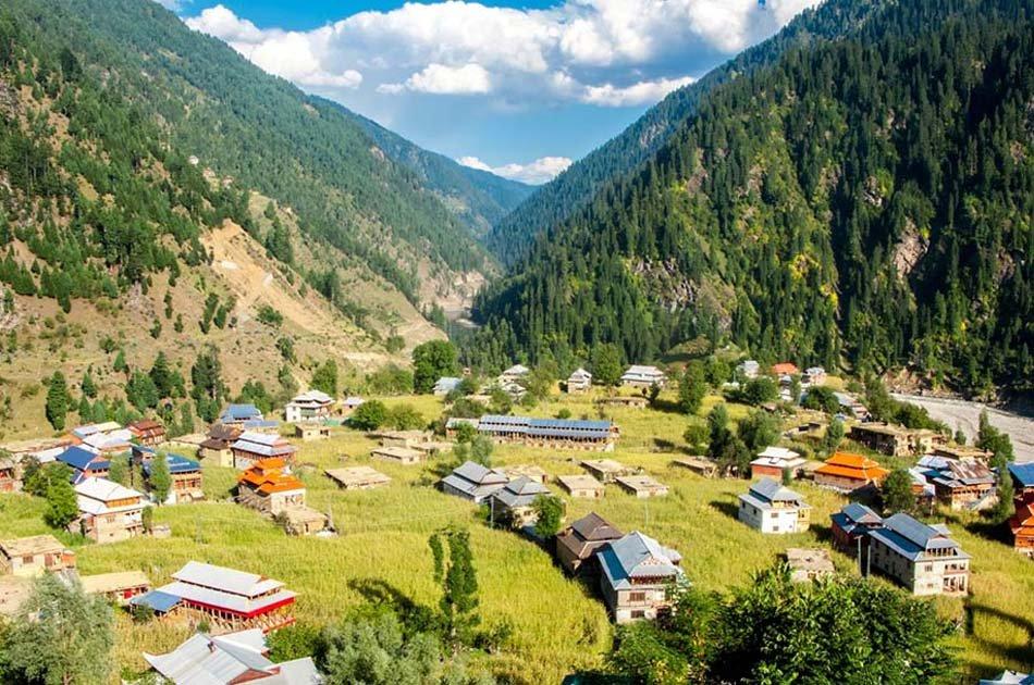 05 Day Murree and Neelum Valley Kashmir Pakistan From Islamabad