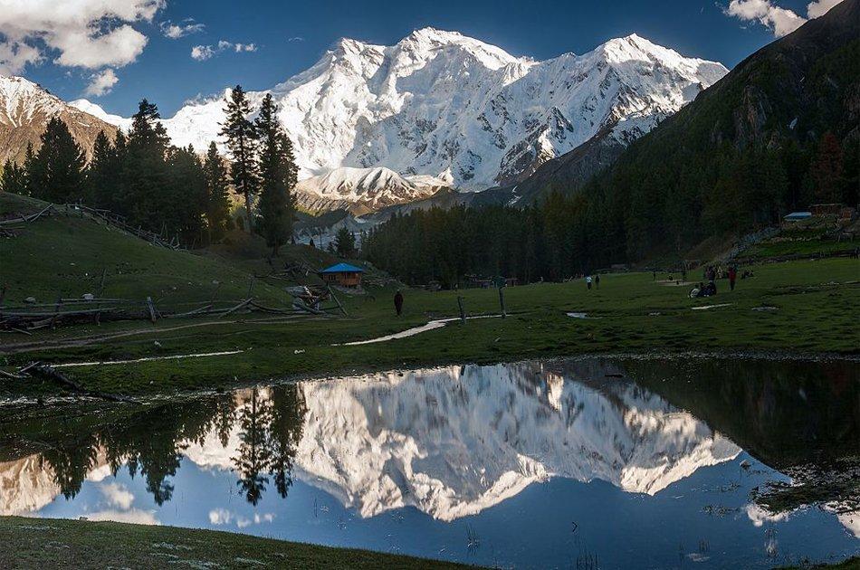 07 Days Trek Fairy Meadows Nanga Parbat Base Camp Pakistan