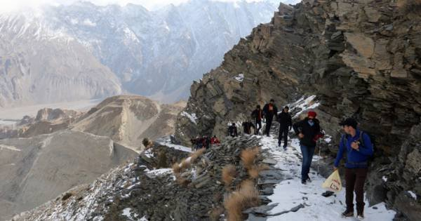 08 Day Tour to  Narran, Hunza - Gojal Valley Gilgit Pakistan