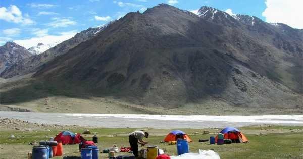 14 Days  Pamir Shimshal Pass Manglik Sar BC Trek Pakistan Asia