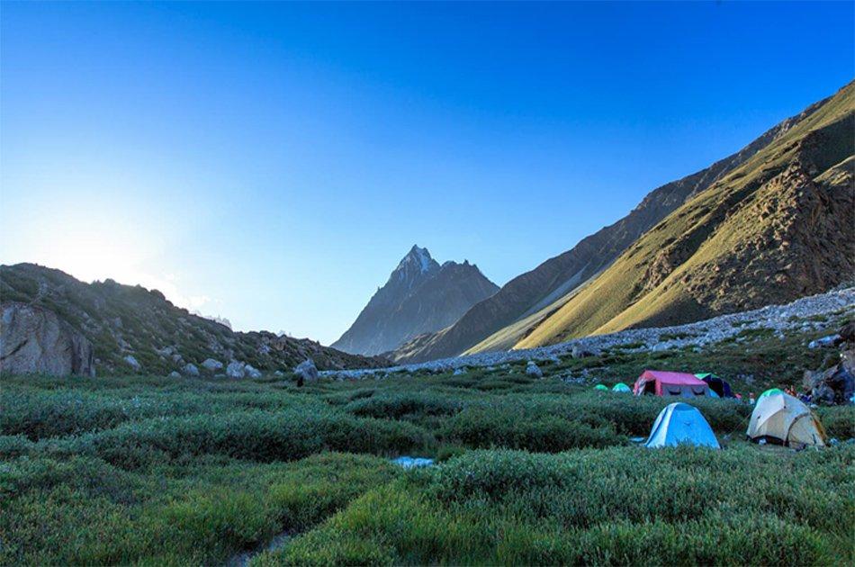 19 Days Trek Snow Lake & Biafo & Hispar Glaciers Skardu Balistan Pakistan