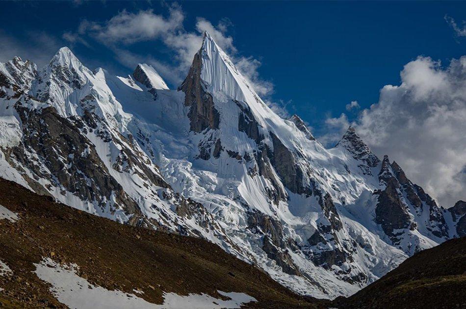 21 Day Shimshal Khurdopin Pass & Snow Lake Trek Skardu Pakistan  Asia