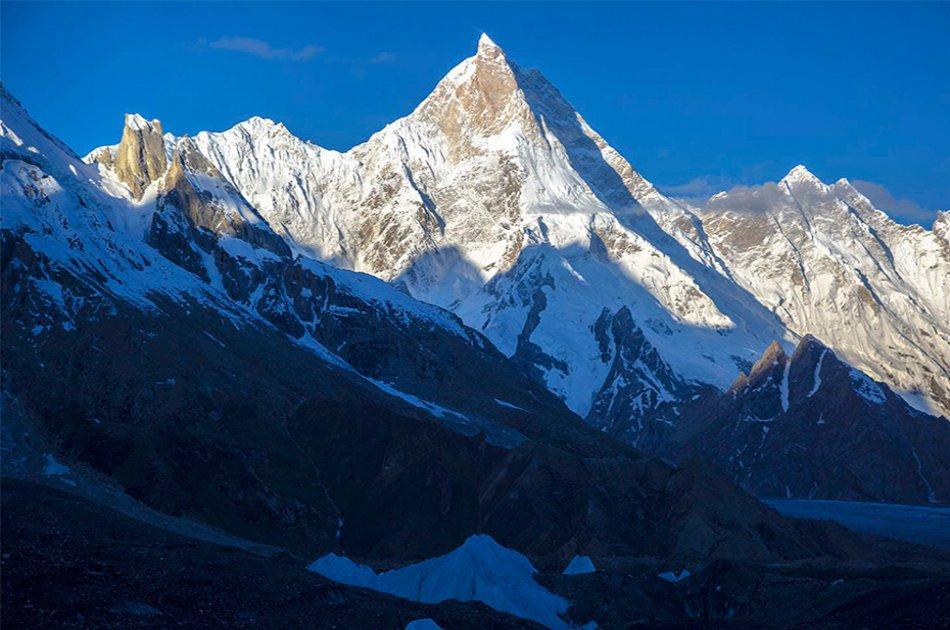 22 Days K2 Base Camp and Gondogoro La Trek Pakistan Asia