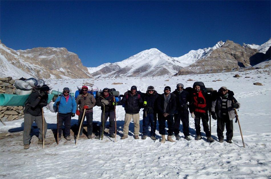 22 Days Trek to K2 BC & Concordia Pakistan