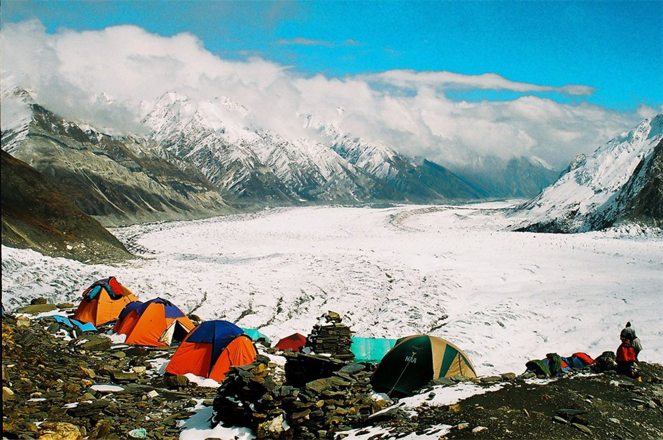 30 Day Spantik (7027m) Expedition From Islamabad