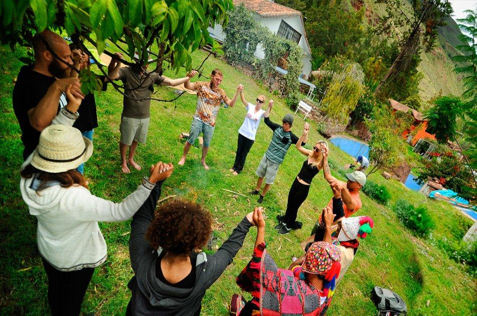 3 Day Amazonian Plant Teacher Retreat
