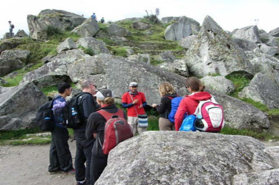 4 Days Sacred Trek Inca Trail to Machu Picchu from Cusco