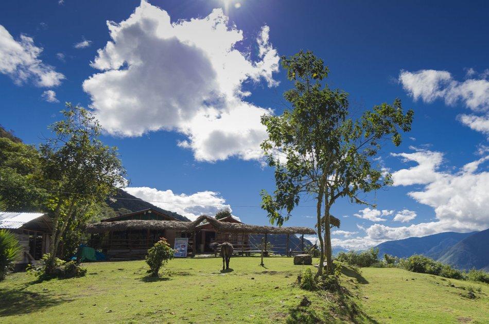 5 Day Salkantay to Machu Picchu Trek