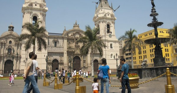 Experience Lima on an Exciting Half Day Cultural Small Group Tour