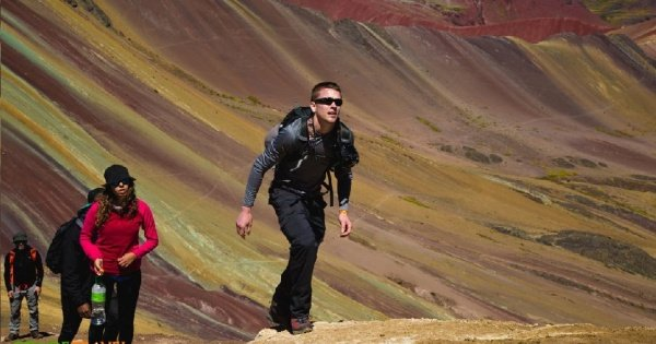 Full Day Rainbow Mountain Trek from Cusco