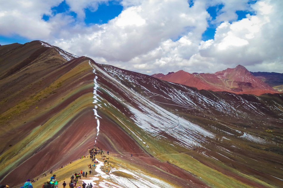 Full Day Tour to The Rainbow Mountain from Cusco