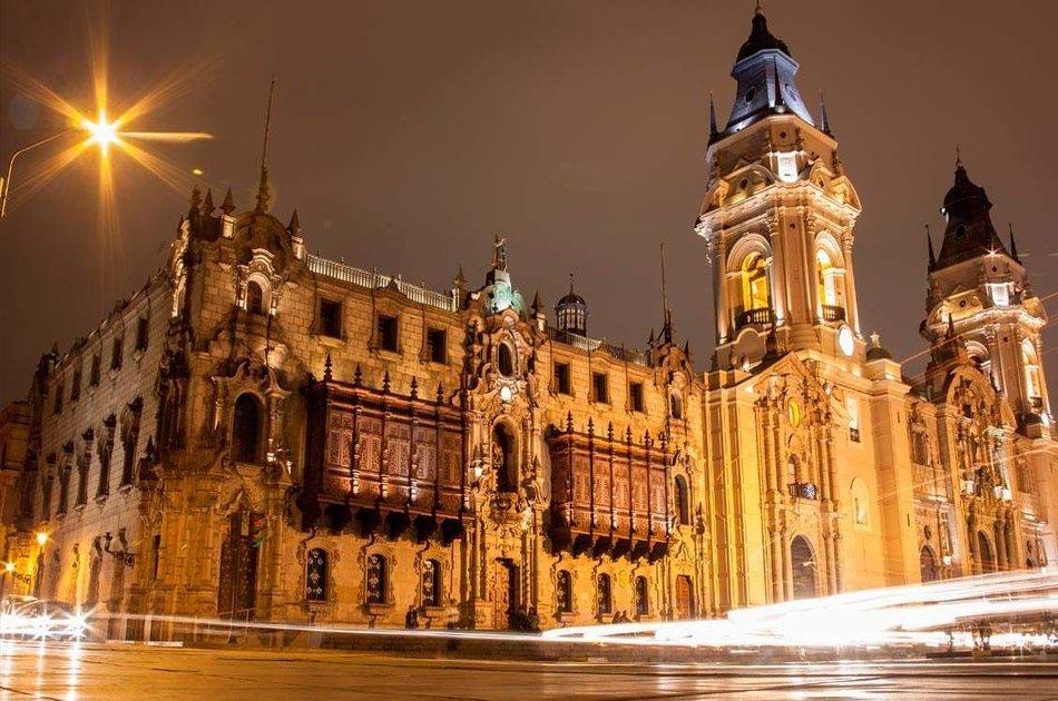 Lima Walking Tour
