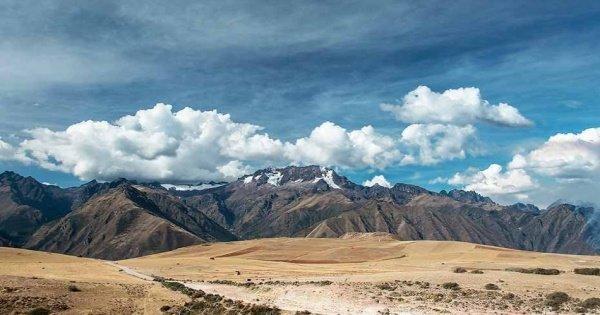Maras Moray Tour - Salt Mines of Maras