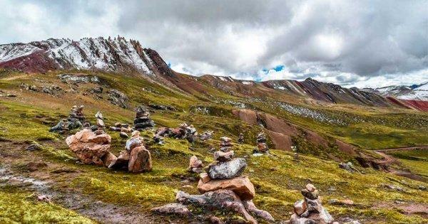 Palccoyo Rainbow Mountain Tour - Three Rainbow Mountains