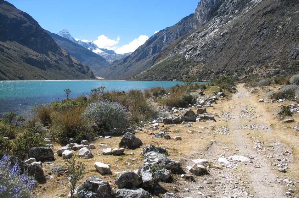 Private Llanganuco Lakes & Huascaran National Park Tour