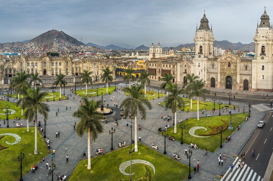 Lima (Capital City)