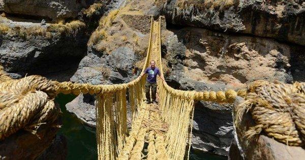 Qeswachaka Bridge - Private 1 day Tour