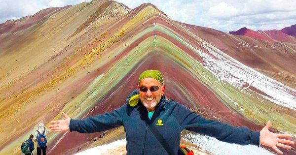 Rainbow Mountain Tour - Rainbow Mountain Hike