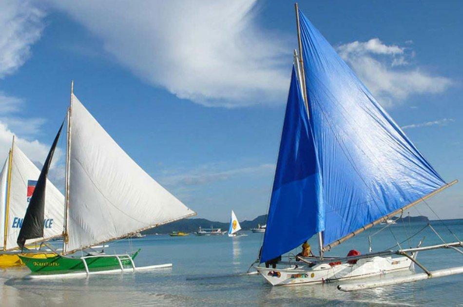 Bocaray Paraw Sailing Experience