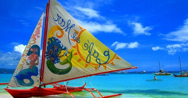 Bocaray Paraw Sailing Experience