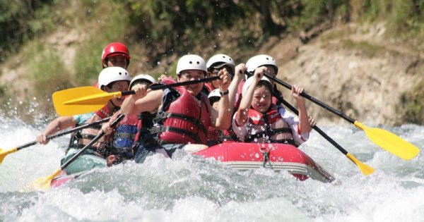 Cagayan De Oro White River Rafting (Beginner)