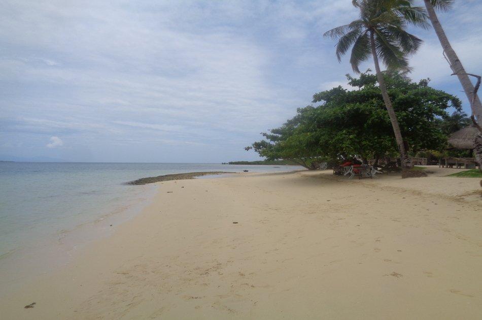 Honda Bay Island Hopping Tour