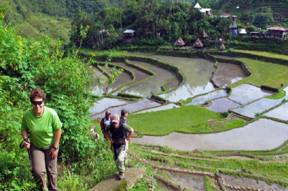 Ifugao Villages Trek