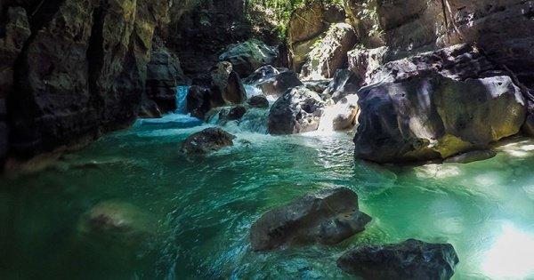 Kawasan Adventure + Canyoneering