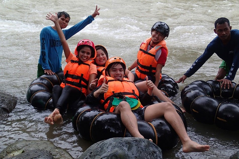 Maitum River Tubing With Lunch