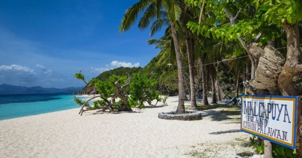Malcapuya Island Getaway With Buffet Lunch