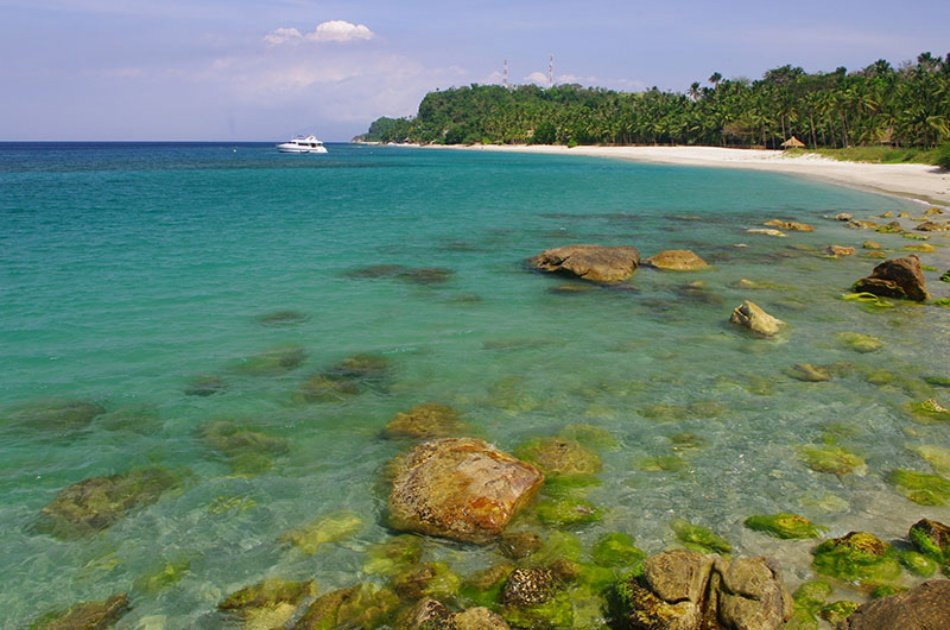 Puerto Galera Island Tour With Lunch
