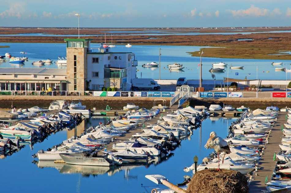 3 Hour Ria Formosa Sailing Trip From Faro