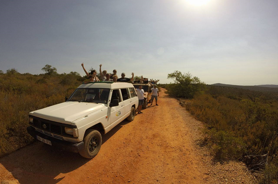 Algarve Full-Day Jeep Safari Tour with Lunch from Albufeira