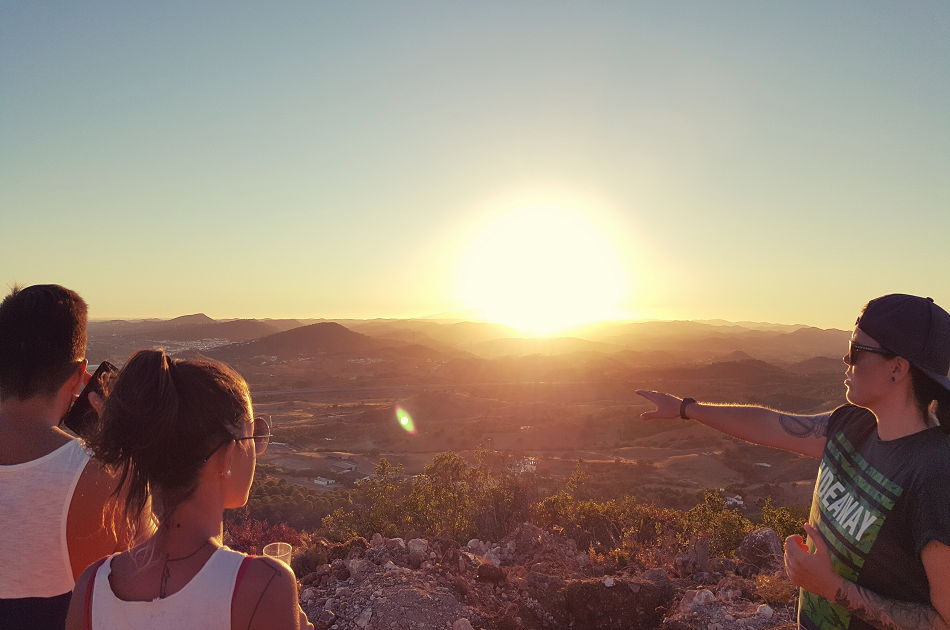 Algarve Sunset Jeep Safari Tour from Albufeira