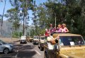 Amazing Views of The Cliff & Valleys in an Open Roof 4x4 Tour