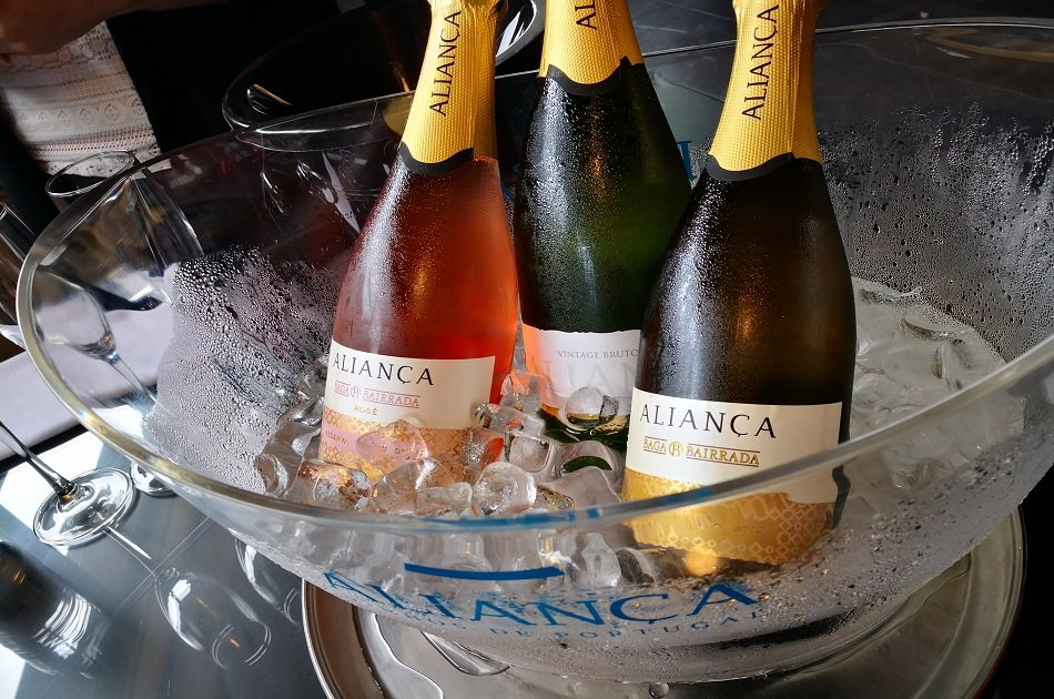 Baga and Bairrada Sparkling Wine Tour With Traditional Lunch and Tasting Pastries
