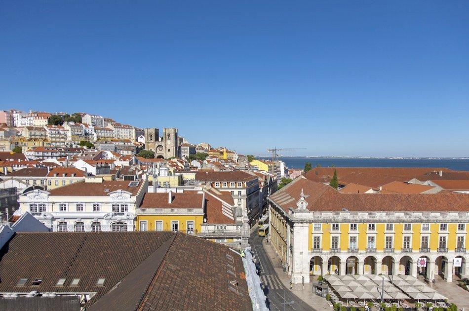 Best of Lisbon - S. Jorge Castle, Alfama, Baixa, Príncipe Real and Belém
