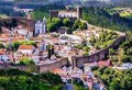 Óbidos - Medieval city from Lisbon