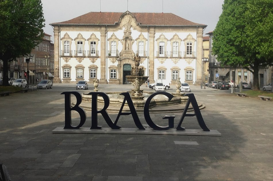 Braga City Tour