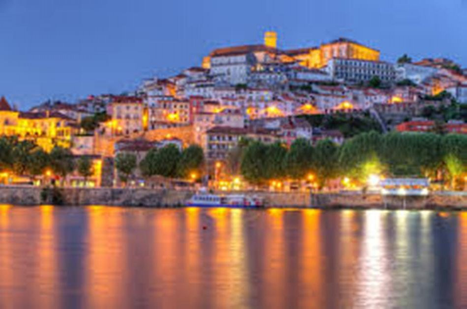 Coimbra (World Heritage) & Aveiro (Little Venice) Day Tour from Lisbon with lunch