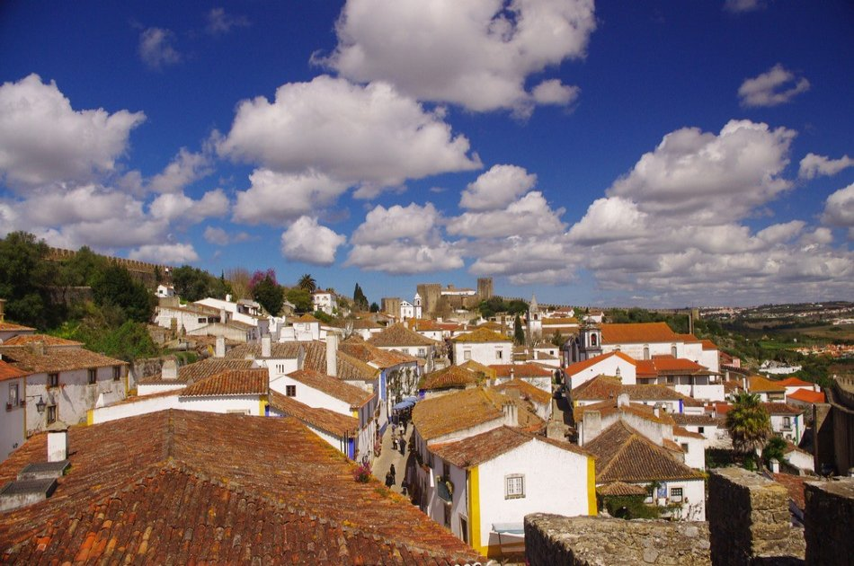 Fatima, Batalha, Alcobaça, Nazare and Obidos – Private Tour from Lisbon