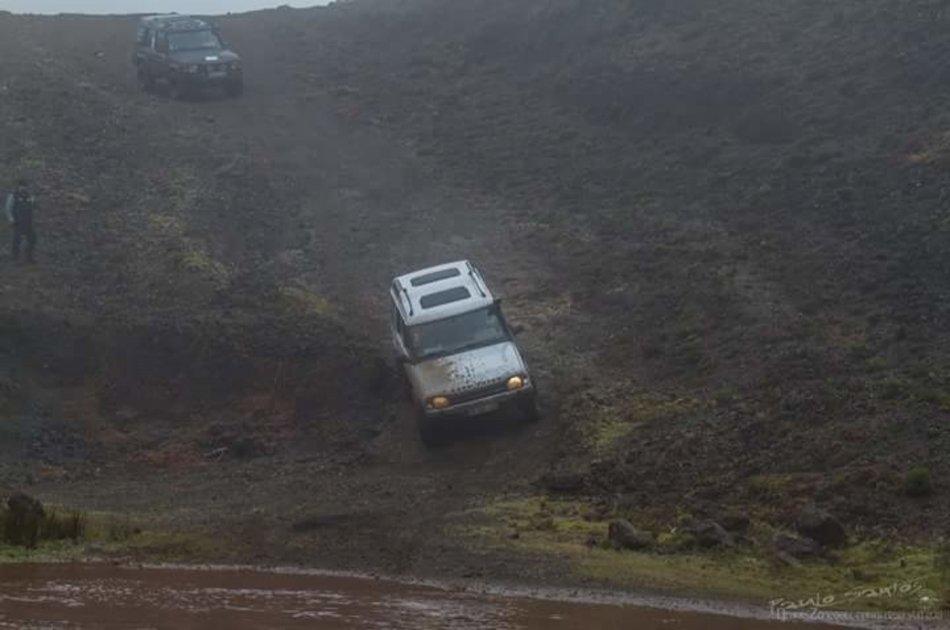 Full Day 4x4 Fun Private Tour in Azores